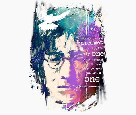 Enjoystick - John Lennon - Imagine