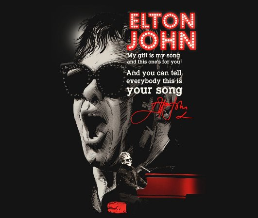 Enjoystick Elton John - Your Song