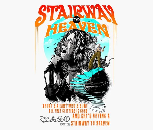 Enjoystick Led Zeppelin - Stairway to Heaven
