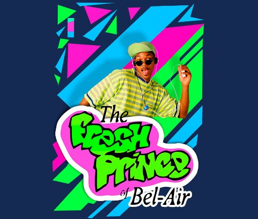 Enjoystick Fresh Prince of Bel-Air
