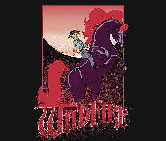 Enjoystick Cavalo de Fogo