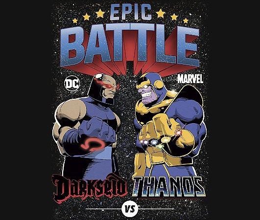 Enjoystick Comics - The Evil Epic Battle