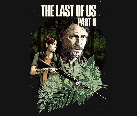 Enjoystick The last of Us 2 - Journey