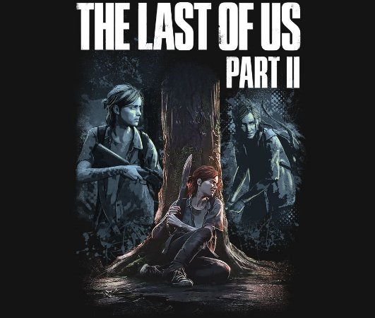Enjoystick The Last of Us PART II - Journey