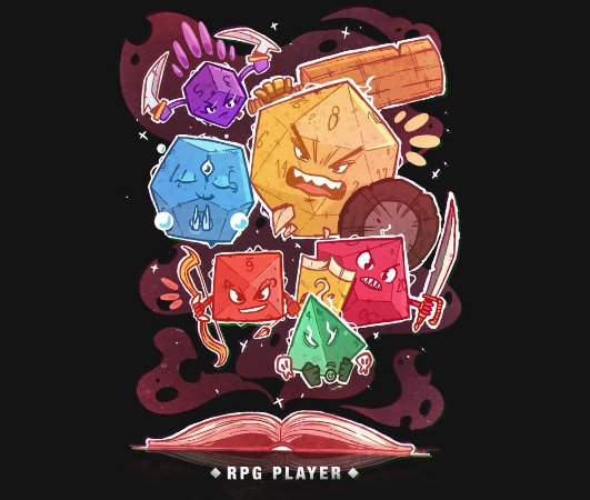 Enjoystick RPG Player
