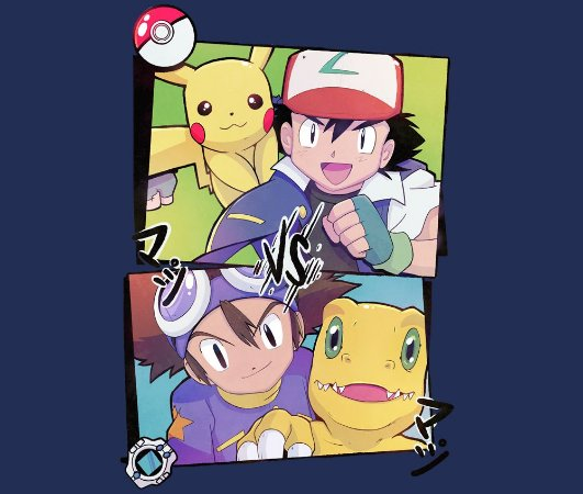 Enjoystick Pokémon VS Digmon