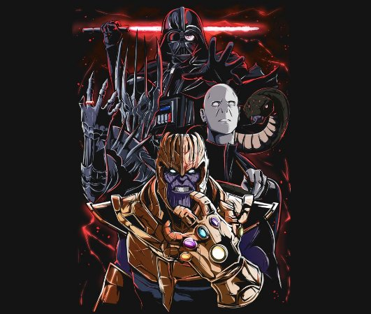 Enjoystick Evil League