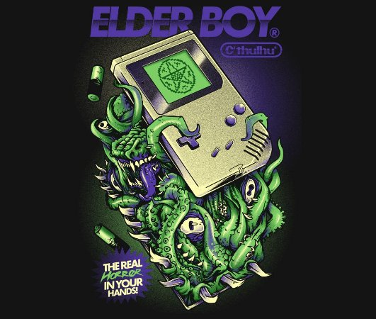 Enjoystick Elder Boy