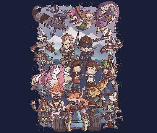 Enjoystick Playstation Party