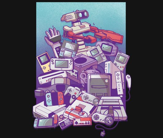 Enjoystick Nintendo Player