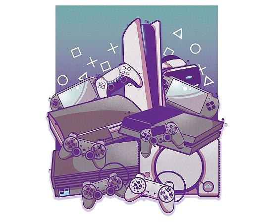 Enjoystick Playstation Player