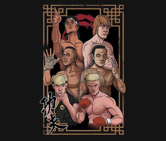 Enjoystick Martial Arts Villains