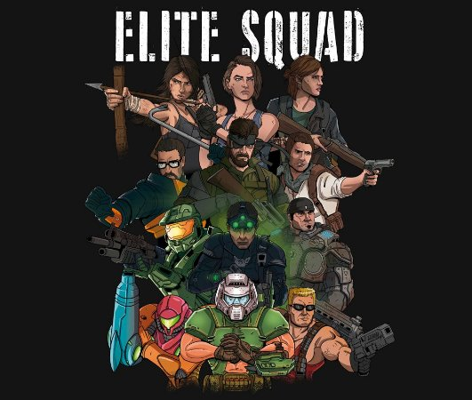 Enjoystick Elite Squad