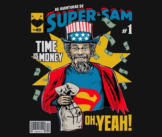 Enjoystick Super Sam