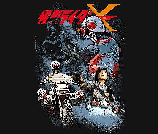 Enjoystick Kamen Rider X