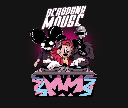 Enjoystick Mickey DJ