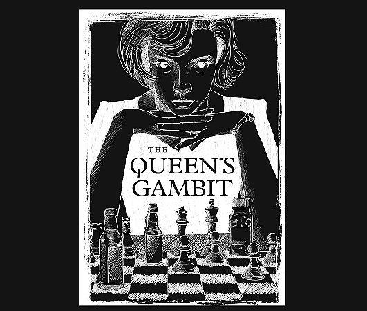 Enjoystick O Gambito da Rainha