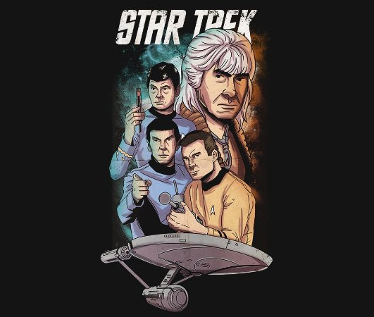 Enjoystick Star Trek
