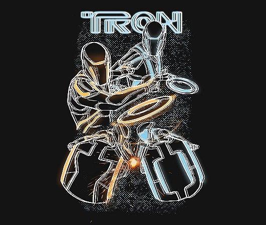 Enjoystick Tron Composition