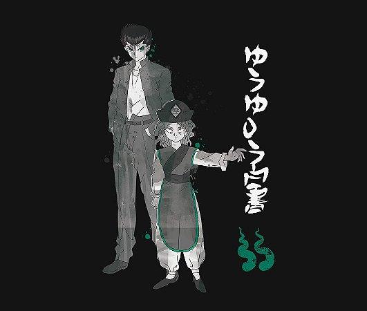 Enjoystick Yusuke e Genkai