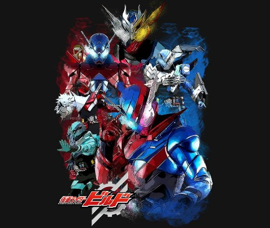 Enjoystick Kamen Rider Build