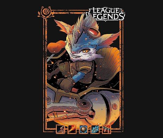 Enjoystick League of Legends - Rumble