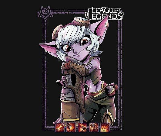 Enjoystick League of Legends - Tristana