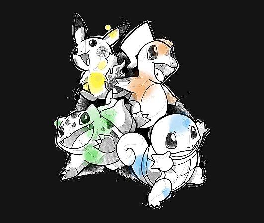 Enjoystick Pokemon - Pokemons Iniciais Composition