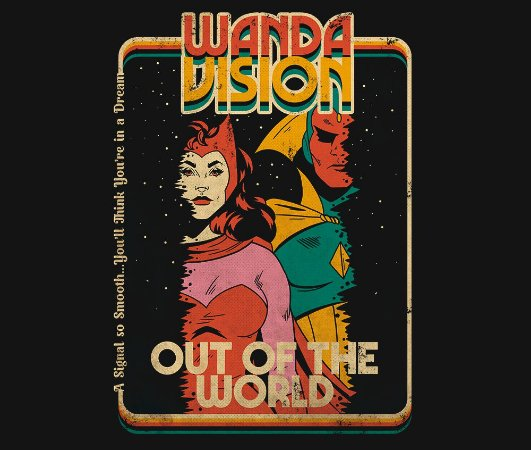 Enjoystick WandaVision