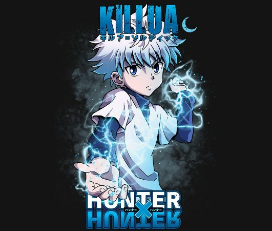Enjoystick Hunter X Hunter - Killua Style