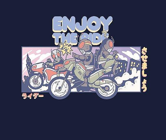 Enjoystick Tokusatsu Enjoy the Ride