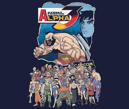 Enjoystick Street Fighter Alpha 3