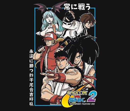Enjoystick Capcom VS SNK 2