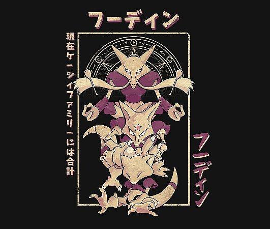 Enjoystick Pokémon - Abra Kadabra e Alakazan