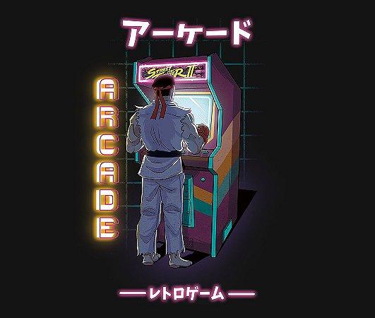 Enjoystick Street Fighter - Ryu Arcade