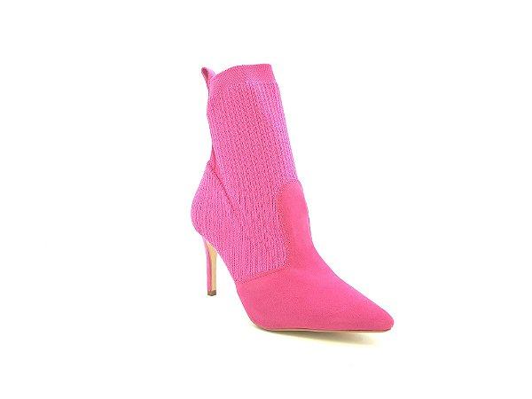 Bota Pink Canelada Era da Boneca
