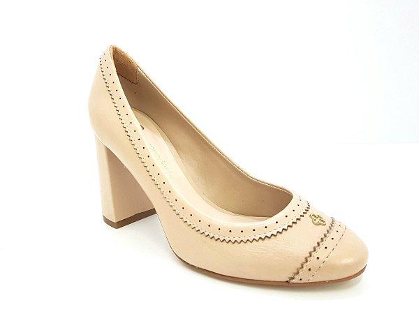Sapato Bege Capodarte