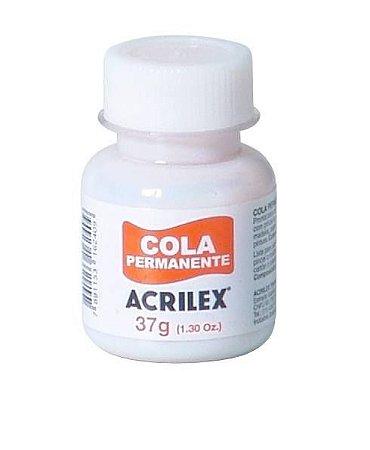 Cola Permanente Acrilex 37grs