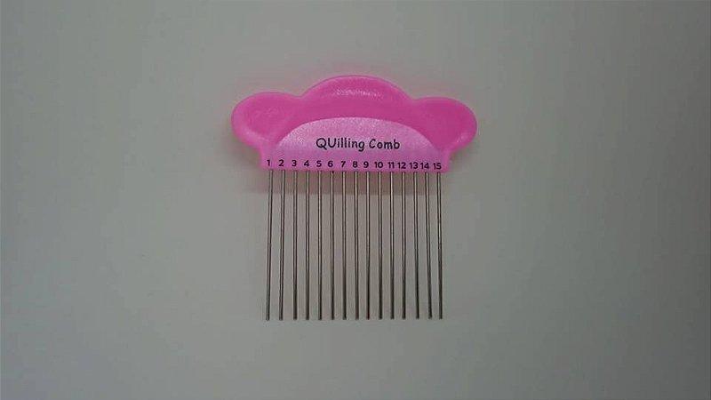 Pente para Quilling (Comb)