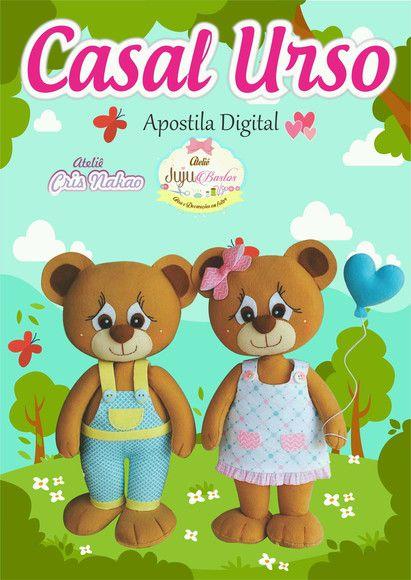 Apostila Digital Casal Urso