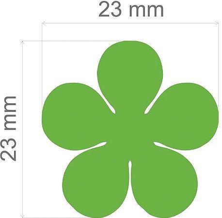 Furador para papel/E.V.A. (jumbo) Flor Helice C/Alavanca 26mm Toke E Crie