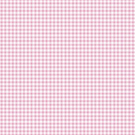 Feltro Estampado Color Baby Xadrez Rosa - Santa Fé
