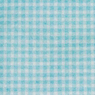 Feltro Estampado Color Baby Xadrez Azul - Santa Fé