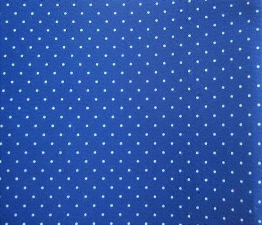 Feltro Santa Fé - Poá Azul Tradicional