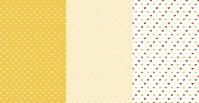Coleção Composê Santa Fé - Amarelo