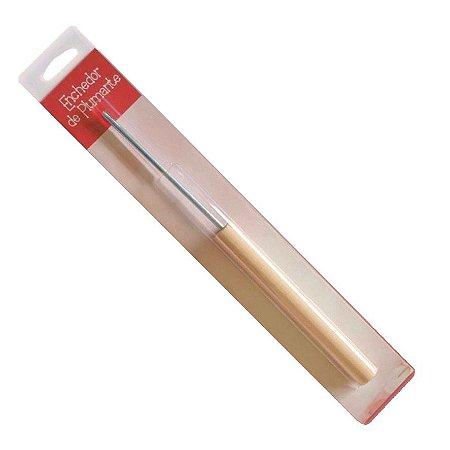 Enchedor de Plumante (Fibra siliconada)