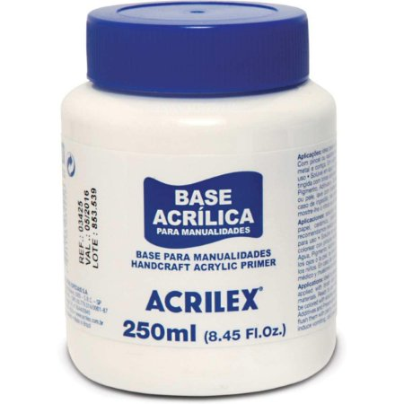 Base Acrilica 250ml. Acrilex
