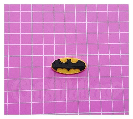 Recortes em Feltro - Emblema Super Heróis - Batman 4 un