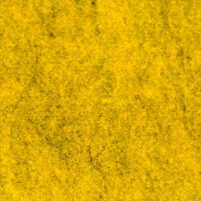 Feltro Santa Fé - Amarelo Mescla