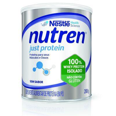 NUTREN JUST PROTEIN LATA 280GR